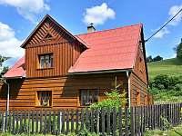 Chalupa Vilma - ubytování Velké Karlovice