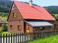 Chalupa k pronájmu - dovolená Koupaliště Velké Karlovice rekreace Malé Karlovice