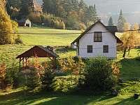 Chata ubytování v Rožnově pod Radhoštěm