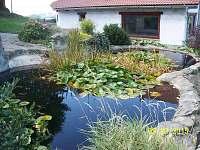 rybníček - chalupa k pronájmu Lhotka pod Ondřejníkem