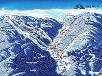 Ski Bílá - Hutisko-Solanec