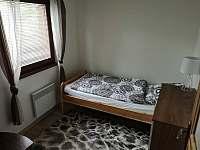 jednolužkový pokoj v přízemí - chata k pronájmu Veřovice