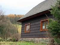 Dřevěnica Ondráš Velké Karlovice - pronájem chalupy