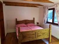 Pokoj č.2 - chalupa ubytování Velké Karlovice