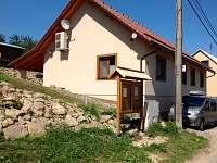 Chalupa ubytování v Hrčavě