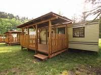 ubytování Vsetínsko v chatkách na horách - Rožnov pod Radhoštěm