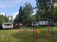 Mobilní domky 3-4-5-6-7 - chatky k pronajmutí Rožnov pod Radhoštěm