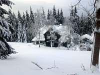 Chata Sněžná - pronájem Bílá
