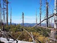 Hřeben Velkého Plomu - Dolní Lomná