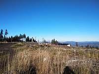 Kaple a chata Kozubová - Dolní Lomná
