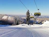 SZCZYRK TOP ski areál 45km - Dolní Lomná