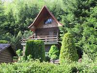 Chata k pronájmu - dovolená Koupaliště Mořkov rekreace Dolní Bečva