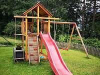 Chata Na vyhlídce- koutek pro děti