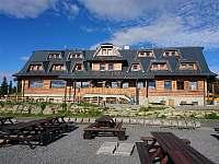 Výlety z Chata Na vyhlídce- Bezručova chata na Lysé hoře