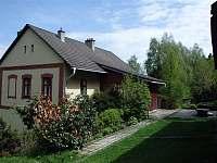 Valašská Polanka ubytování 12 lidí  pronajmutí