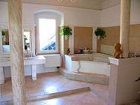koupelna 24m2 - chalupa k pronájmu Podsedice