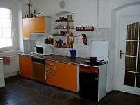 kuchyn - pronájem chalupy Podsedice