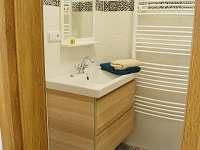 Apartmán I - koupelna - k pronajmutí Terezín