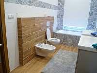 Apartmán II - koupelna - Terezín