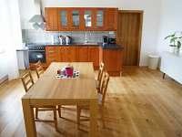 Apartmán II - kuchyně - k pronájmu Terezín