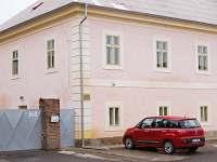 Apartmány u komína Terezín