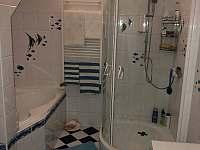 koupelna v přízemí - Dolní Nezly