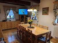 kuchyň - pronájem chalupy Dolní Nezly