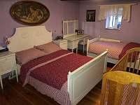 pokoj č.1 - Dolní Nezly