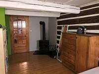 pokoj č.2 - chalupa ubytování Dolní Nezly