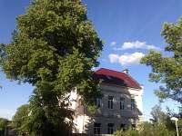 Orasice 52 budova od kostela