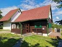 Chalupa Geltschberg Nr. 1 - ubytování Liběšice - Horní Chobolice