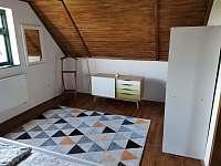 I. ložnice - chalupa k pronajmutí Liběšice - Horní Chobolice