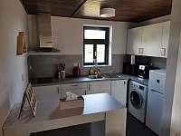 Kuchyňský kout - chalupa ubytování Liběšice - Horní Chobolice