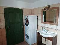 Koupelna - apartmán ubytování Kravaře - Viska