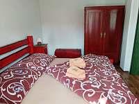 Ložnice 1 - apartmán k pronajmutí Kravaře - Viska