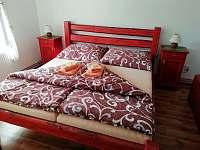 Ložnice 1 - apartmán ubytování Kravaře - Viska