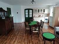 Obývací pokoj - apartmán k pronájmu Kravaře - Viska