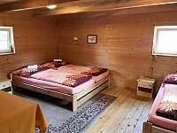 Oddělená ložnice pro 3 osoby