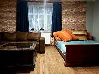 obývací pokoj čtyřlůžkový - Kamenický Šenov - Prácheň