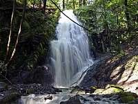 Bobří vodopády - Velká Javorská
