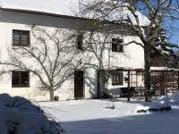 Zimní pohádka v Milešově - Velemín - Milešov