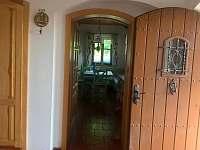 Vchodová hala - Stvolínky - Kolné