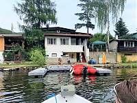 Chata k pronajmutí - dovolená Koupaliště Na Písečném ostrově Litoměřice rekreace Ústí nad Labem - Střekov