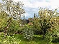 zahrada - ubytování Úštěk - Ostré