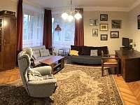 Apartmán v přízemí - rekreační dům ubytování Libochovice