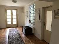 Apartmán v přízemi - hala - Libochovice