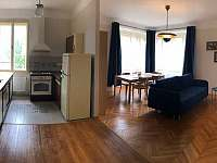 Apartmán v prvním patře - rekreační dům k pronájmu Libochovice