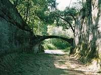 Kamenný most u Holan