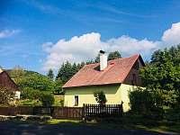 Chata k pronajmutí - dovolená Litoměřicko rekreace Dolní Šebířov