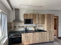 Kuchyň 1 - apartmán k pronájmu Nechranice